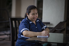 Decent Work for Domestic Workers in the Philippines: Luna Rose Escosa (ILO in Asia and the Pacific) Tags: philippines manila domesticworkers decentwork discrimination employment everydaylifeandfamily informaleconomy labourstandards servicessector workingconditions