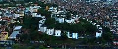 Brazil (malucardoso) Tags: flickr iphone town urban sunday street sunrise red blue light morning poor slum brazil brasil favela