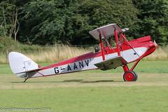 G-AANV -  1931 French built de Havilland DH.60M Moth, departing from Runway 21 at Old Warden during the 2016 Gathering of Moths (egcc) Tags: 13 2016gatheringofmoths biplane ch349 dh60m dehavilland egth fajny gaanv gatheringofmoths gipsy hbobu lightroom moranesaulnier moth oldwarden seeley shuttleworth