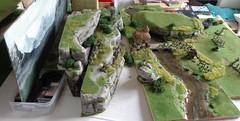 making of... (torq42) Tags: 15mm 18mm fantasy lordoftherings wargame dragonrampant tabletop middleearth warhammerfantasy makingof