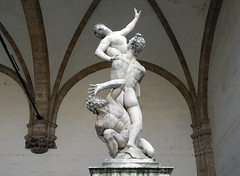 Giambologna, Abduction of a Sabine Woman