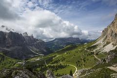 19 (Alessandro Gaziano) Tags: alessandrogaziano valgardena dolomiti montagna landscape panorama cielo colori colors beauty foto fotografia alpi italia