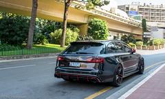 Audi RS6 (TVH_Photography) Tags: audi rs6 quattro monaco amazing blacklist car cars dreamcar