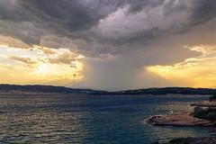 September v.2 (Yannis Raf) Tags: autumn summeringreece saintaemilianus greece greeklandscape sea seascape seaside canoneos70d ef24105mmf4lisusm colours landscape landscapephotography almostsunset weather
