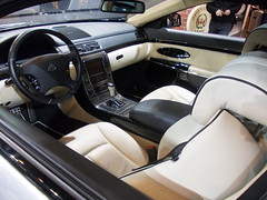 Maybach 57SC (Xenatec) (Zappadong) Tags: techno classica essen 2016 maybach 57sc xenatec 57 sc coup zappadong oldtimer youngtimer auto automobile automobil car coche voiture classic classics oldie oldtimertreffen carshow