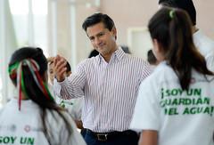 """Entrega del Ecoparque Centenario """"Toma de Zacatecas"""" y casas del Programa Vivienda Joven (Presidencia de la Repblica Mexicana) Tags: presidente presidencia enriquepeanieto epn zacatecas ecoparque"""