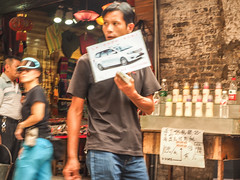 car for rent (anwoody) Tags: approved xingping china guano people streetlife