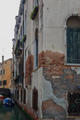 Decay - Venice 2016 (Reddad Ford) Tags: 2016 italy july venice boat canal hot humid water