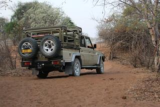Namibia Dangerous Game Safari - Caprivi Strip 10