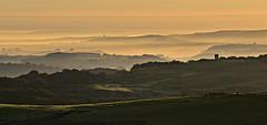 Solomon's Temple near Buxton (pentlandpirate) Tags: solomanstower buxton derbyshire mist layers peakdistrict