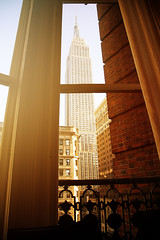 A warm Stella view (Jodie Dobson (Moving Country) is that busy?) Tags: flickrnyc flickramerica jetjan16 flickrradlab nyc16 macysnyc stellanyc midtown timessquare nyc newyorkcity thebigapple bgapple ny newyorknewyork manhattan radlab warm glow window view voyer lines empirestatebuilding landmark newyorklandmark highrise architecture artdecoarchitecture canon6d 6d fullframedslr dslr canondslr lookup