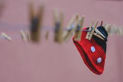 Rompiendo el ritmo (22/365) (pedrobueno_cruz) Tags: colors lines photography photographer 365 challenge red house clouds cloudy rain ensenada mxico baja california 50mm d7200 white black nikon