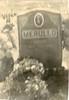 Merullo Joseph Grave (jmerullo) Tags: family history grave death giuseppi merullo vitaldocument
