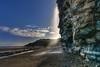 Ravenscar (inreflection) Tags: sea seascape beach nature water landscape bay waterfall nikon nef yorkshire sigma cliffs northyorkshire robinhoodsbay sigma1224 ravenscar nikoncapture nikondslr yorkshirecoast yorkshirelandscape nikond600 sigma1224f4556mkiidghsm