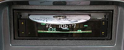 car radio automobile cd 1999 vehicle dodge stratus jvc