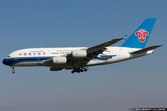 China Southern Airlines Airbus A380-841 cn 120 F-WWSB // B-6140 (Clment Alloing - CAphotography) Tags: china test 120 cn canon airplane airport aircraft flight southern airbus toulouse airways airlines aeroport aeropuerto blagnac spotting tls 100400 a380841 lfbo fwwsb b6140