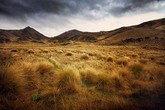 High And Dry (Noval N | Photography) Tags: newzealand mountain storm landscape cloudy