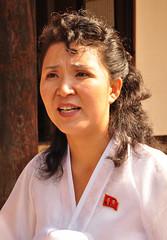 DSC_0097 (yackshack) Tags: travel woman nikon asia asien north korea explore pyongyang corea dprk coreadelnorte nordkorea d5000 coredunord coreadelnord   pjngjang dvrk