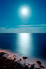 _V5A5249 (Alfre2 Amaya) Tags: longexposure moon night canarias luna moonlight largaexposición espaa radazul
