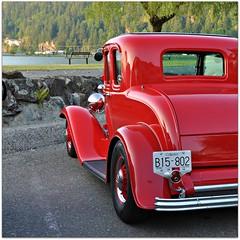 Collector (Stella Blu) Tags: red car vintage britishcolumbia squareformat vehicle twothumbsup bigmomma nikkor18200 stellablu duetos a3b thechallengefactory faveswinner fotocompetition fotocompetitionbronze yourockwinner nikond5000 herowinner pregamesweepwinner gamesweepwinner