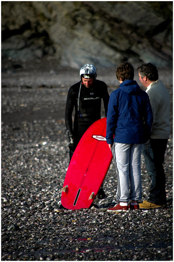 Seaton-Downderry - Surfer
