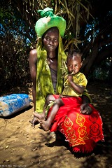Ethiopia (shokokoart) Tags: africa trip travel portrait people woman black art colors beautiful beauty digital pose outside outdoors expression traditional culture naturallight tribal portraiture tribes afrika omovalley colourful tradition tribe ethnic rite tribo afrique ethnology tribu omo eastafrica thiopien etiopia ethiopie etiopa  abisinia etiopija ethnie ethiopi  etiopien etipia  etiyopya  nyangatom         hornofafrica