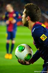 Semifinal de Copa del Rei - Bara - Madrid 26/02/2013 (Marc Puig i Prez) Tags: barcelona madrid camp del real football alba soccer futbol jordi bara fcbarcelona rei copa nou futbolclubbarcelona