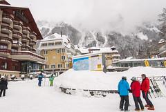 Wengen (webeagle12) Tags: snow mountains alps switzerland europe swiss berne wengen bernese berneseoberland oberland nikond90 1685mm