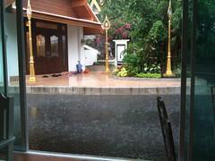 A Little Rainy In Bangkok