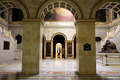 The New Massachusetts State House - 1797 - The entrance to Nurses' Hall (Steve-Boston) Tags: boston massachusetts beaconhill statehouse charlesbullfinch