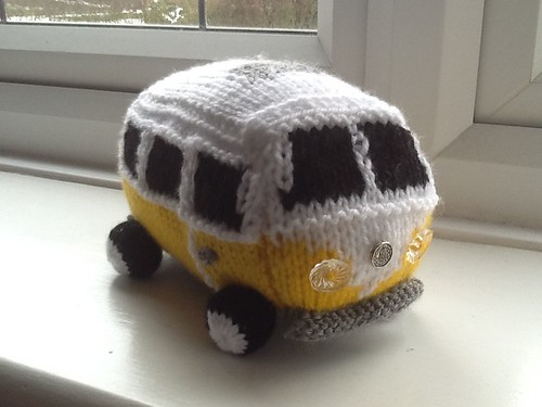 Bessie Bee the Campervan