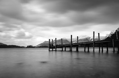 Derwent water Jetty (steveh100) Tags: longexposure jetty lakedistrict derwentwater 10stopfilter