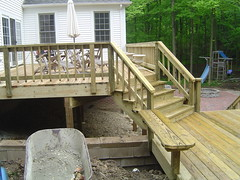 """Deck addition • <a style=""""font-size:0.8em;"""" href=""""http://www.flickr.com/photos/51993051@N08/8597125557/"""" target=""""_blank"""">View on Flickr</a>"""