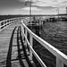 Port Melbourne B&W