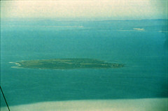 Cape Town South Africa Table Mountain Panorama March 4 1999 050 Robben Island (photographer695) Tags: africa panorama mountain table island town south capetown dec cape 1998 robben
