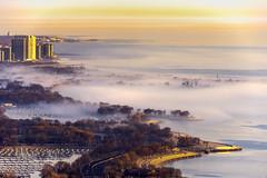 3/30/2013 (jnhPhoto) Tags: chicago sunrise nikon cityscape lakemichigan lakeshoredrive d800 jnhphoto afs80400vrll