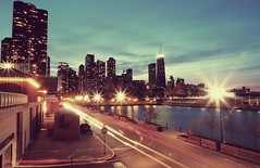 Chicago (Anindo Dey) Tags: sunset usa chicago america pier illinois navy olympus lakemichigan navypier magnificentmile dey johnhancocktower anindo mygearandme mygearandmepremium mygearandmebronze oniondo anindodey olympusem5 olympusomdem5 anindodeyphotography wwwanindodeyphotographycom