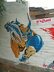 Wolverine para XDani (JotaCePe) Tags: argentina jcp wolverine jota neuquen arteurbano lobezno jcpqdf jcpworks jotacepe