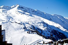 Beautiful Day (markVNH) Tags: winter france snowboarding europe skiing avoriaz morzine wintersports