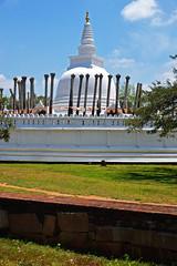 Somewhere in Old Anuradhapura, Sri Lanka (sadat81) Tags: city ancient asia cities tropical tropic srilanka ceylon lankan southasia anuradhapura sinhalese anuradapura singalese