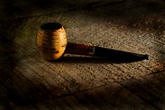 Corn Cob Pipe (NikonGirl1969) Tags: vintage antique smoke pipe smoking oldfashioned smokingpipe oldpipe tobaccopipe nikkor1855mmf3556gvr nikond3100