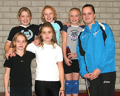 2007 Mini  7 - Tr. Dieuwke Hamhuis