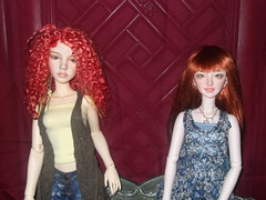 DT Rian and Supia Hamin (jakayd) Tags: body luts hybrid rian dt hamin dollstown supia