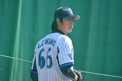 DSC_6149 (mechiko) Tags: 王溢正 横浜denaベイスターズ