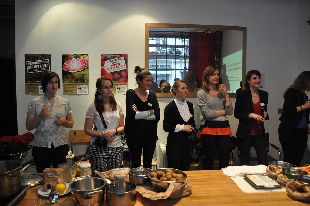 Campagne AVSF - Soirée blogueuses (7)