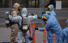CBRNE Decontamination Training (thomevered) Tags: ontario canada terrorists terror wmd recovery weapons agents opp contamination avoidance mitigation weaponsofmassdestruction ofc gravenhurst nrp ontarioprovincialpolice niagararegionalpolice cbrn terroristthreats ontariofirecollege chemicalbiologicalradiologicalnuclearexplosive fourobjectives preventionmitigationpreparednessresponse cbrndecontaminationtraining
