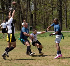 White Blue Steel-12 (southpaw20) Tags: white flagfootball bluesteel week6 andywatson dcgffl spring2013