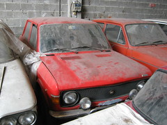 Fiat 128 Rally (TAPS91) Tags: fiat rally collezione politi 128