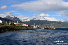 Ushuaia, Argentina - Fin Del Mundo (GlobeTrotter 2000) Tags: travel patagonia mountain snow tourism beagle southamerica argentina tierradelfuego ushuaia boat martial visit antartica channel findelmundo terredefeu