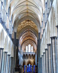 Salisbury Cathedral - A Magnificent Example of Early English Architecture With Vaulting Ambitions! (antonychammond) Tags: church cathedral salisbury salisburycathedral anglican abigfave earlyenglisharchitecture cathedralchurchoftheblessedvirginmary saariysqualitypictures greatshotss mygearandme flickrstruereflection1 flickrstruereflection2 flickrstruereflection3 magicmomentsinyourlifelevel2 magicmomentsinyourlifelevel1 magicmomentsinyourlifelevel3 magicmomentsinyourlifelevel4